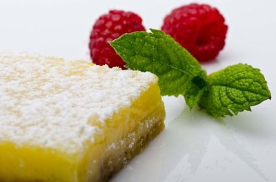 Lemon Bar - Zesty real lemon 